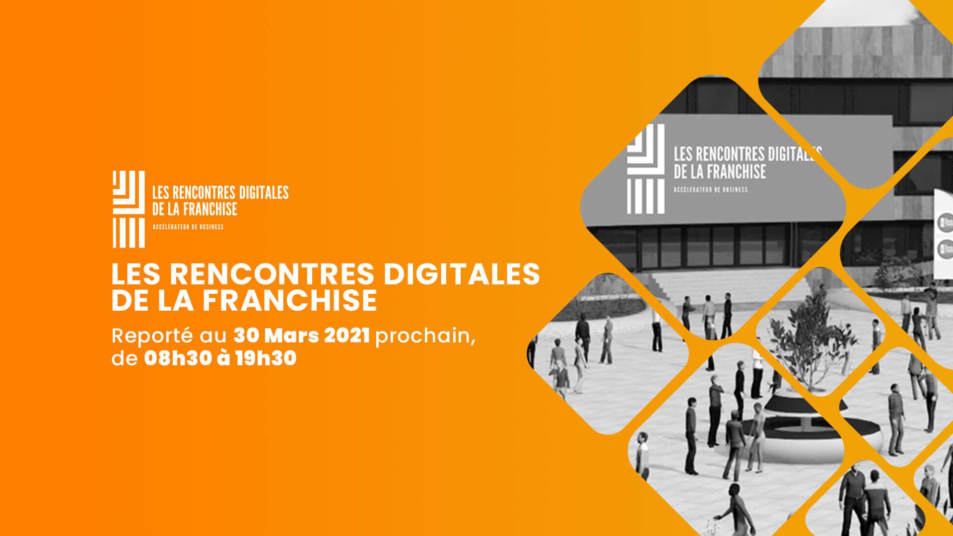 Les Rencontres Digitales de la Franchise