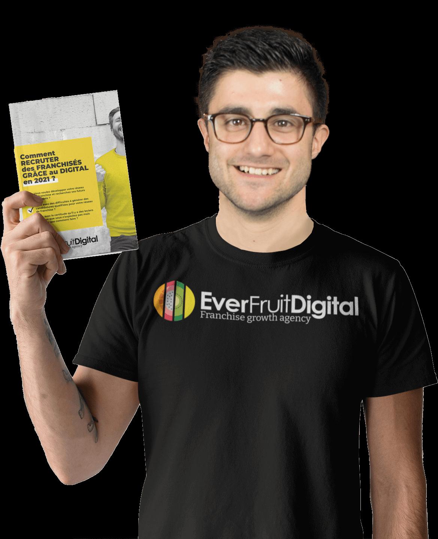 [e-Book] Comment recruter des candidats à la franchise en 2021 & Mehdi Taleb